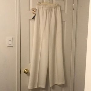 Vintage 1970s tall wide leg pants NWT size 15/16 T